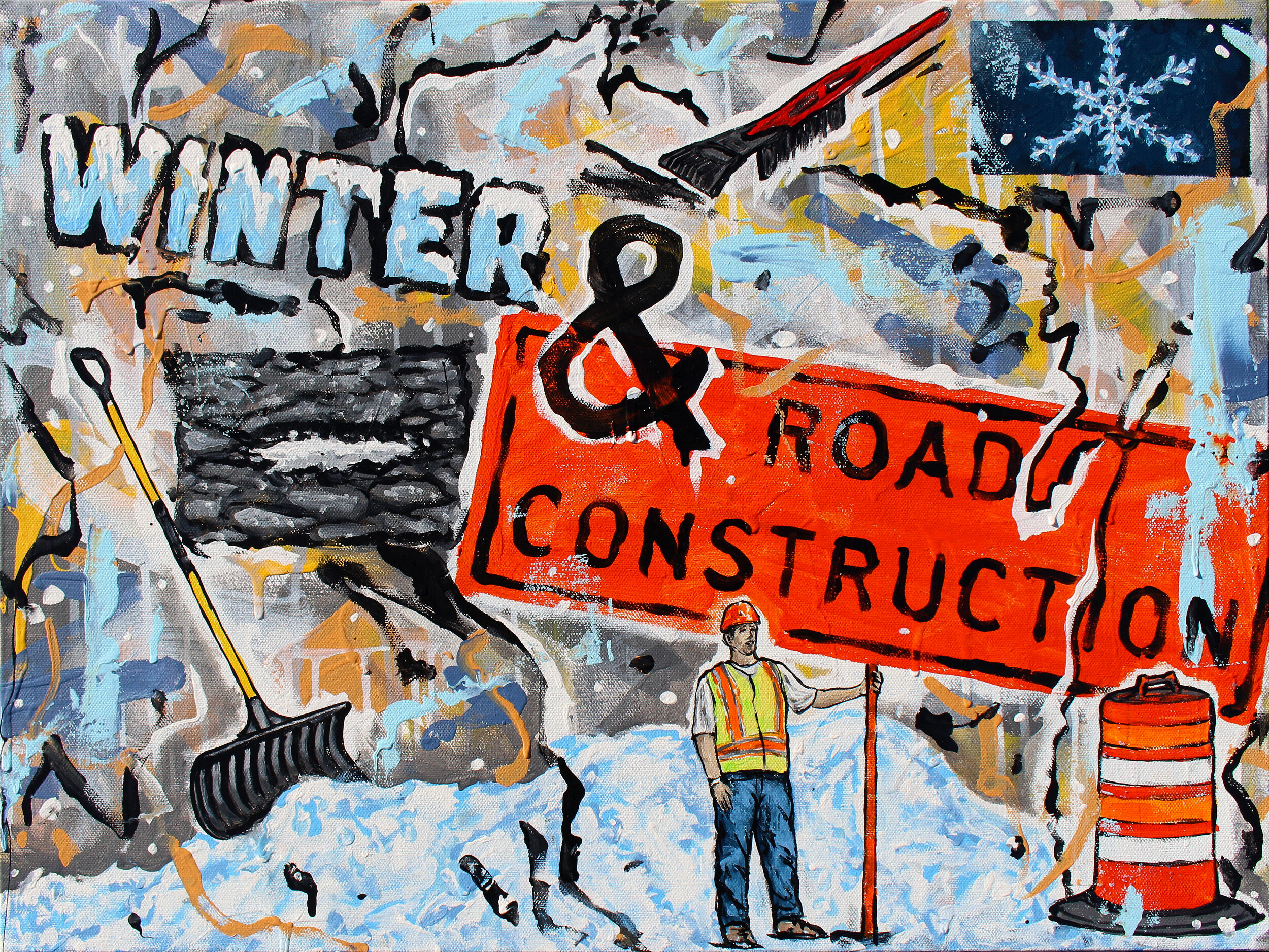 Winter & Road Construction