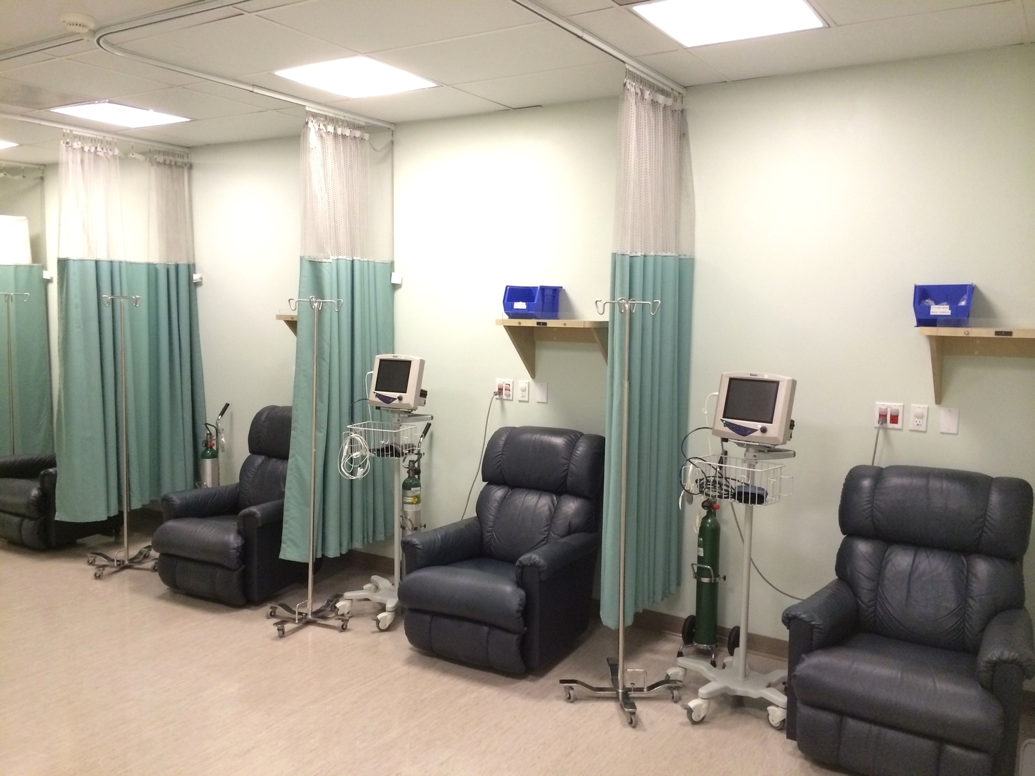 We provide great environment for all the patient and our nurses are here to answer any questions you may have.
