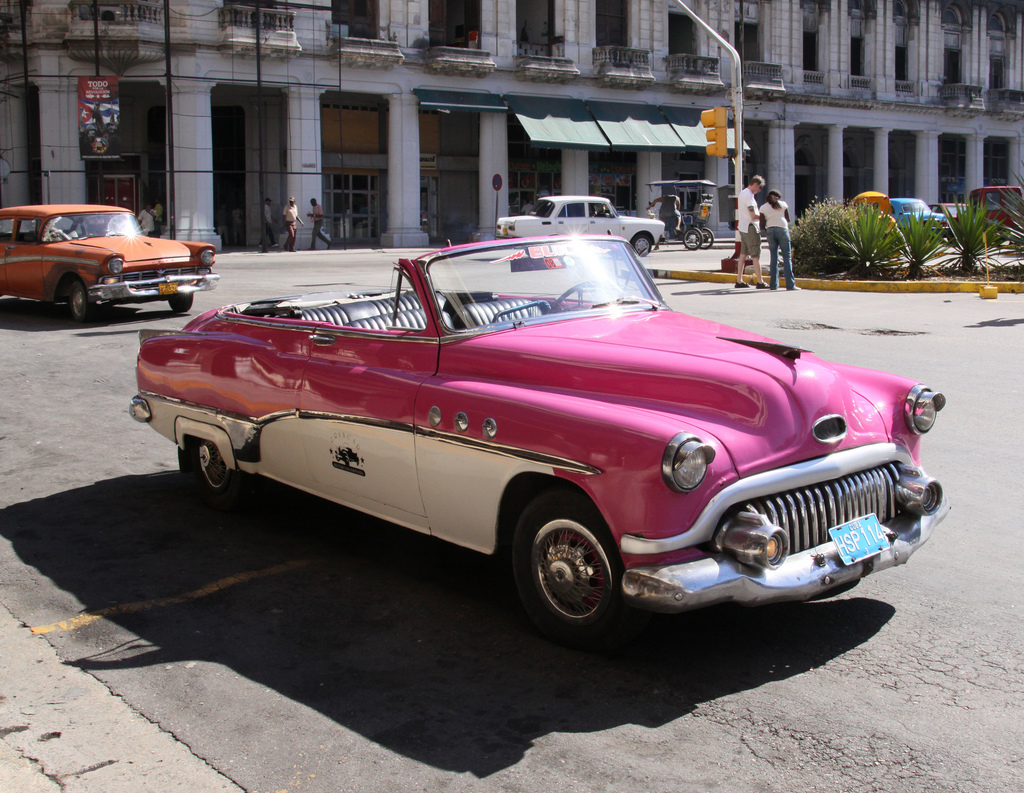 """Buick 52 Riviera Convertible"" by  ahisgett  on Flickr"