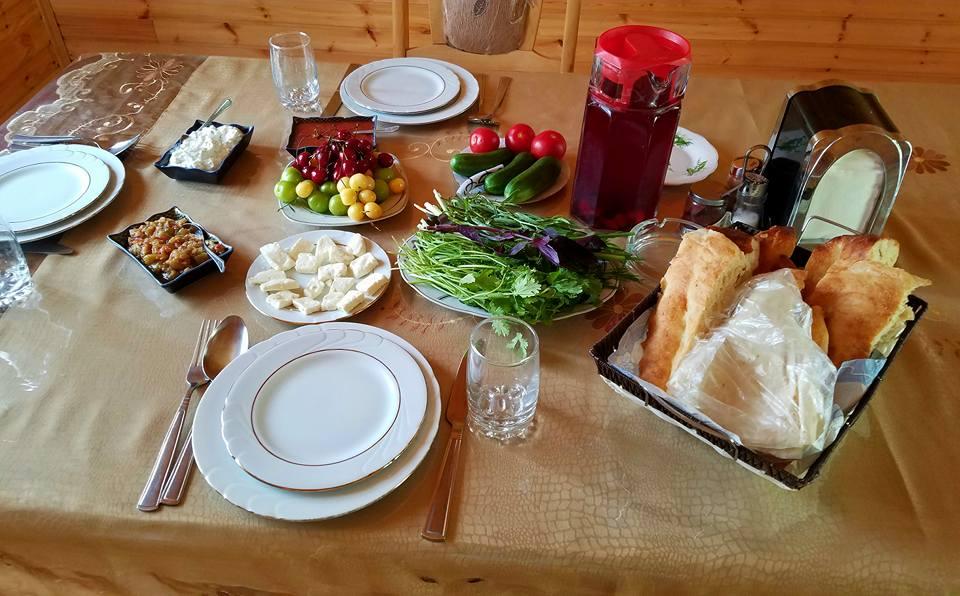 Azerbaijan: Lunch