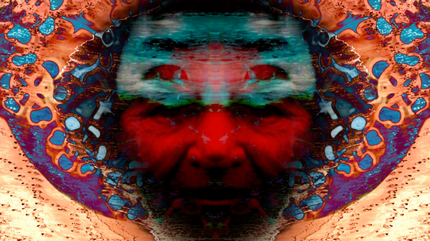 "Still from Ryan Uzilevsky, ""Zygote,"" Digital Medium, 2011; as part of ""Trips,"" at IFP"