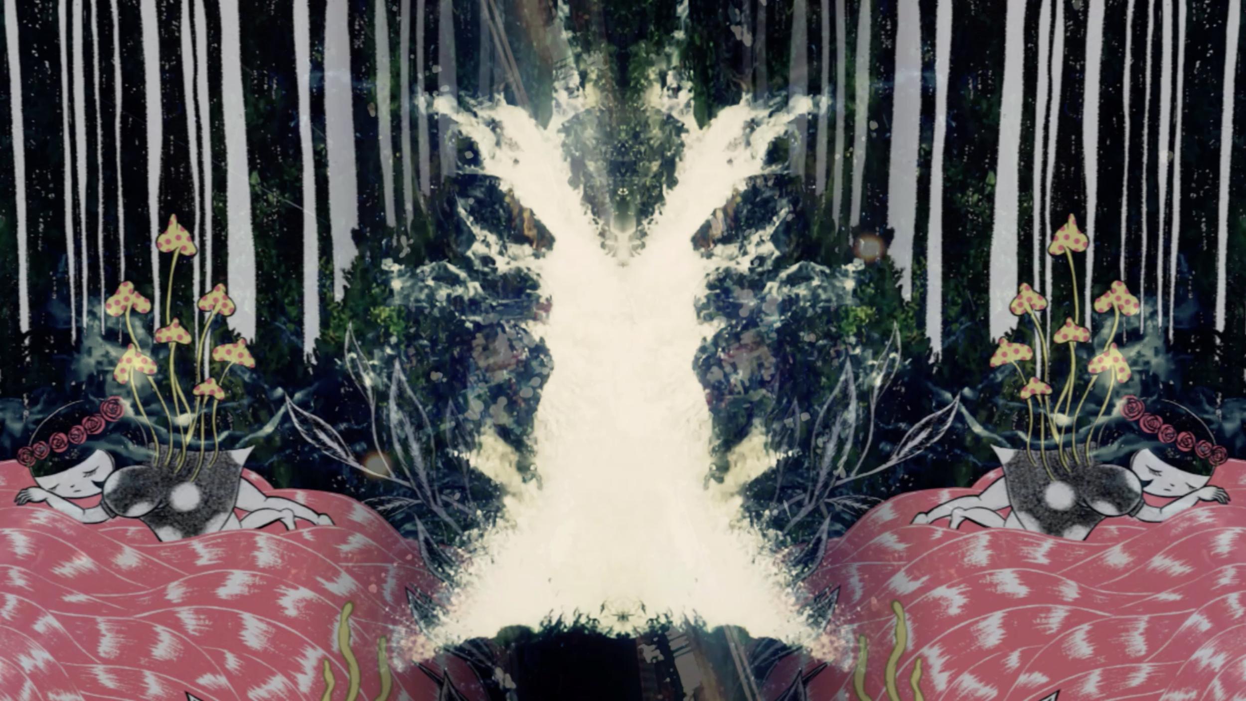 "Still from ""Midnight Forest,"" by Deodato Pangandoyon & Aya Kakeda"