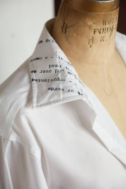 Paper, Text, and Textile