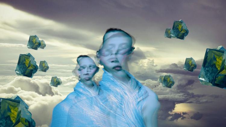 """New Age Transformation,"" Radka Salcmannova (2017)"