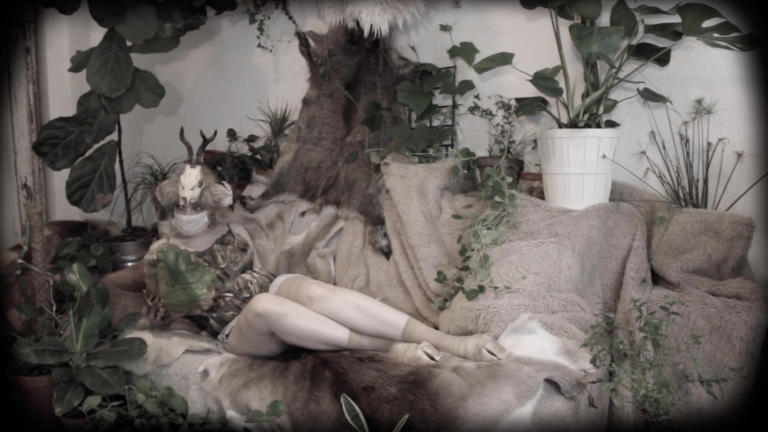 "Sarah Mock + Daniela Imhoff, ""The Hulzfral"""