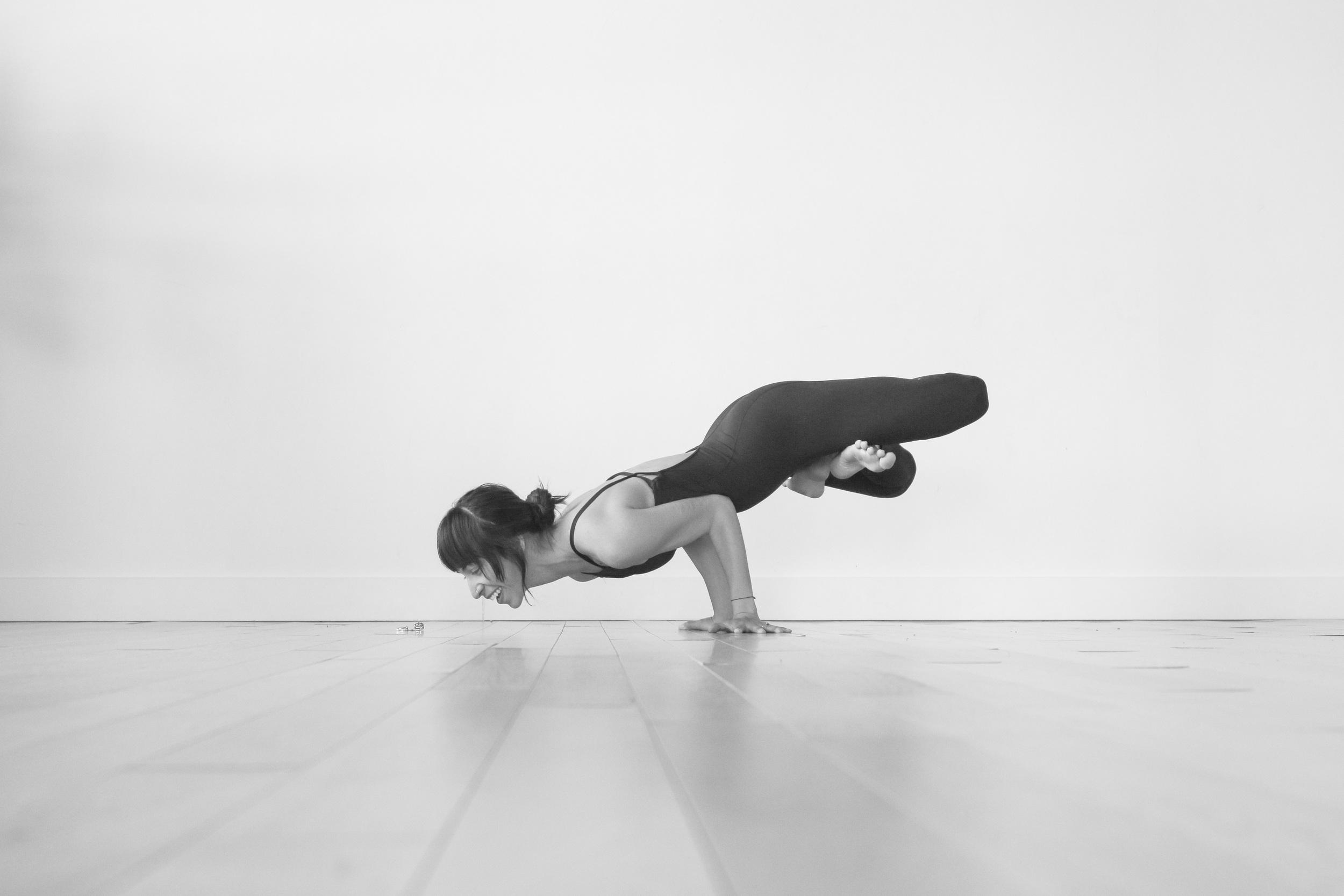 Lion's Breath Yoga