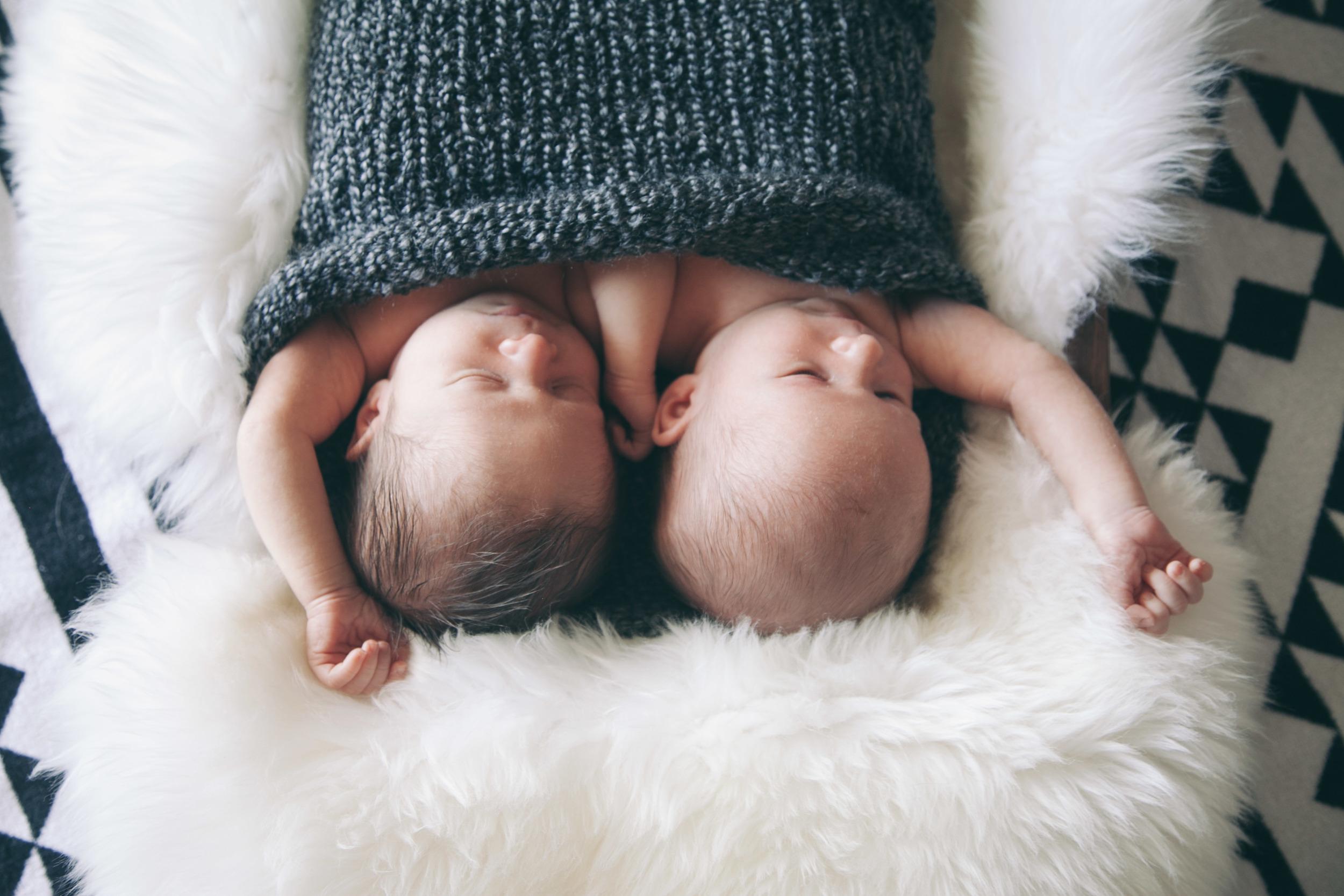 Neemu Baby Twins