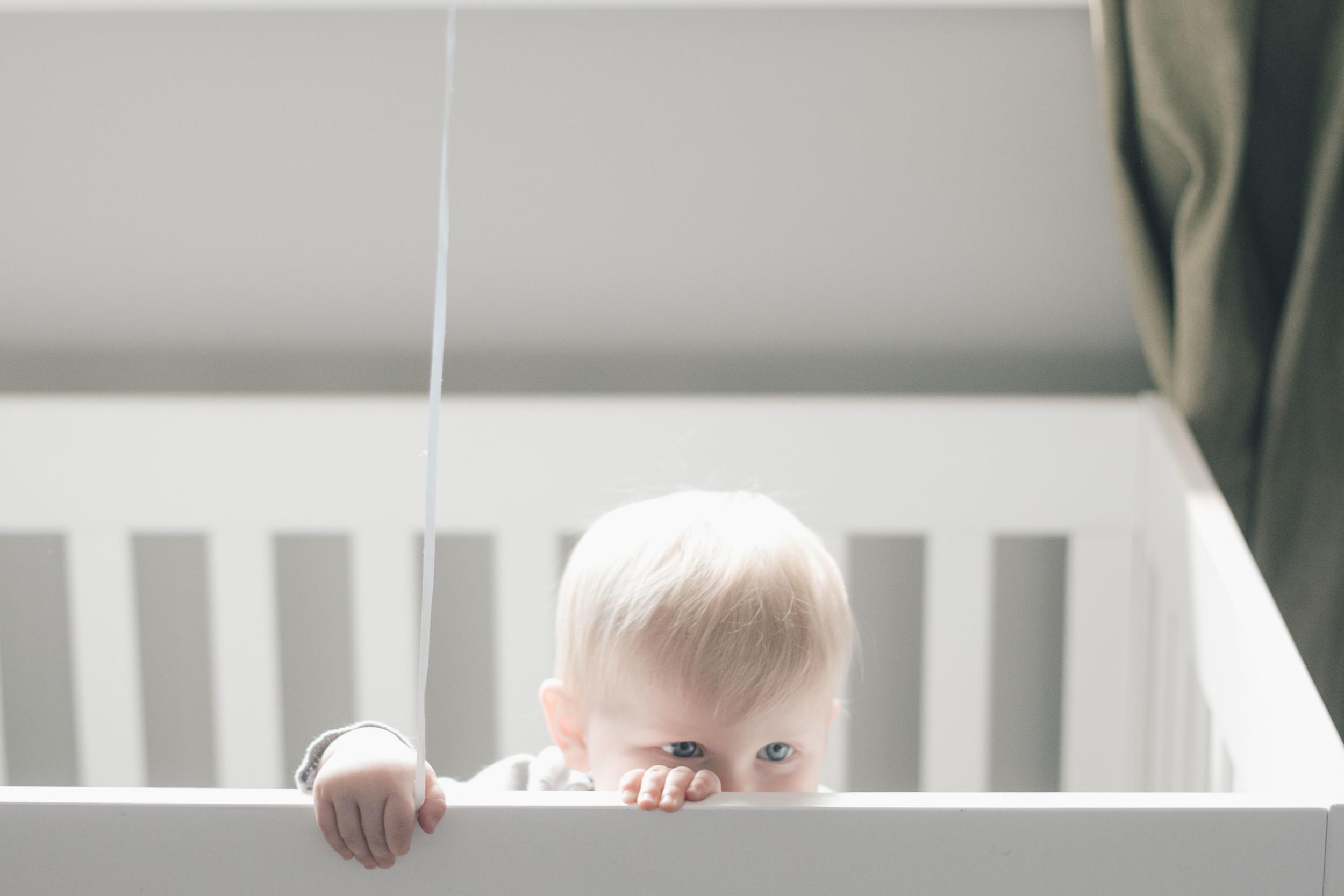 First Birthday Nursery