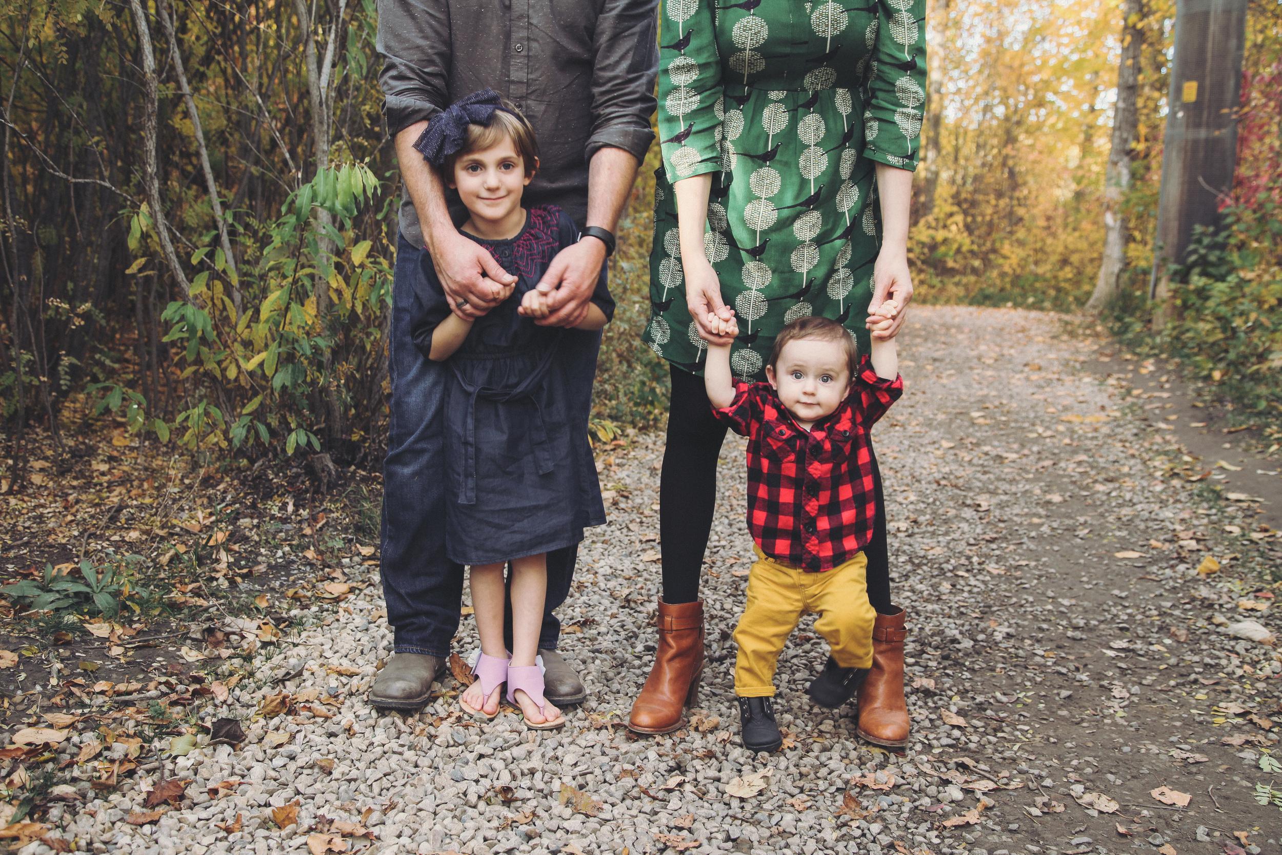 Ravine Family Photography Edmonton