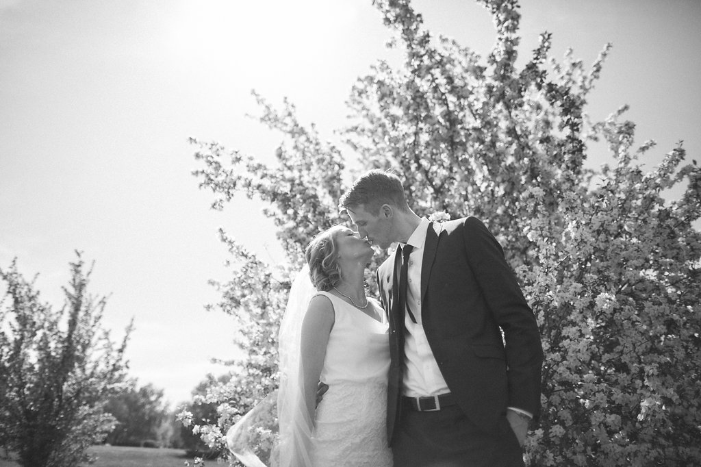 bride and groom edmonton