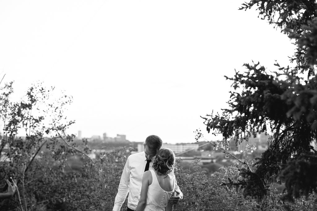 edmonton downtown wedding