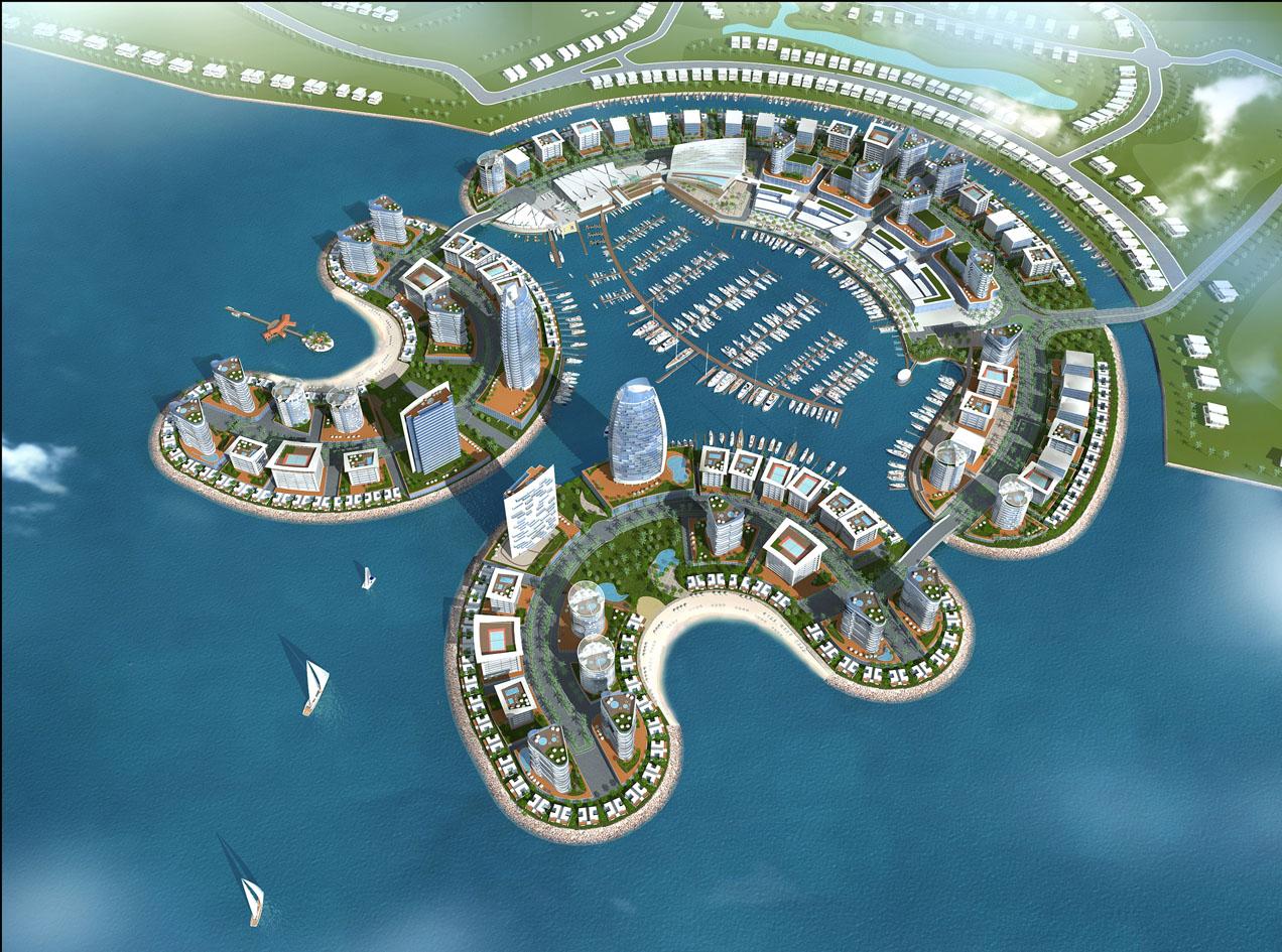 Bahrain Durrat Marina