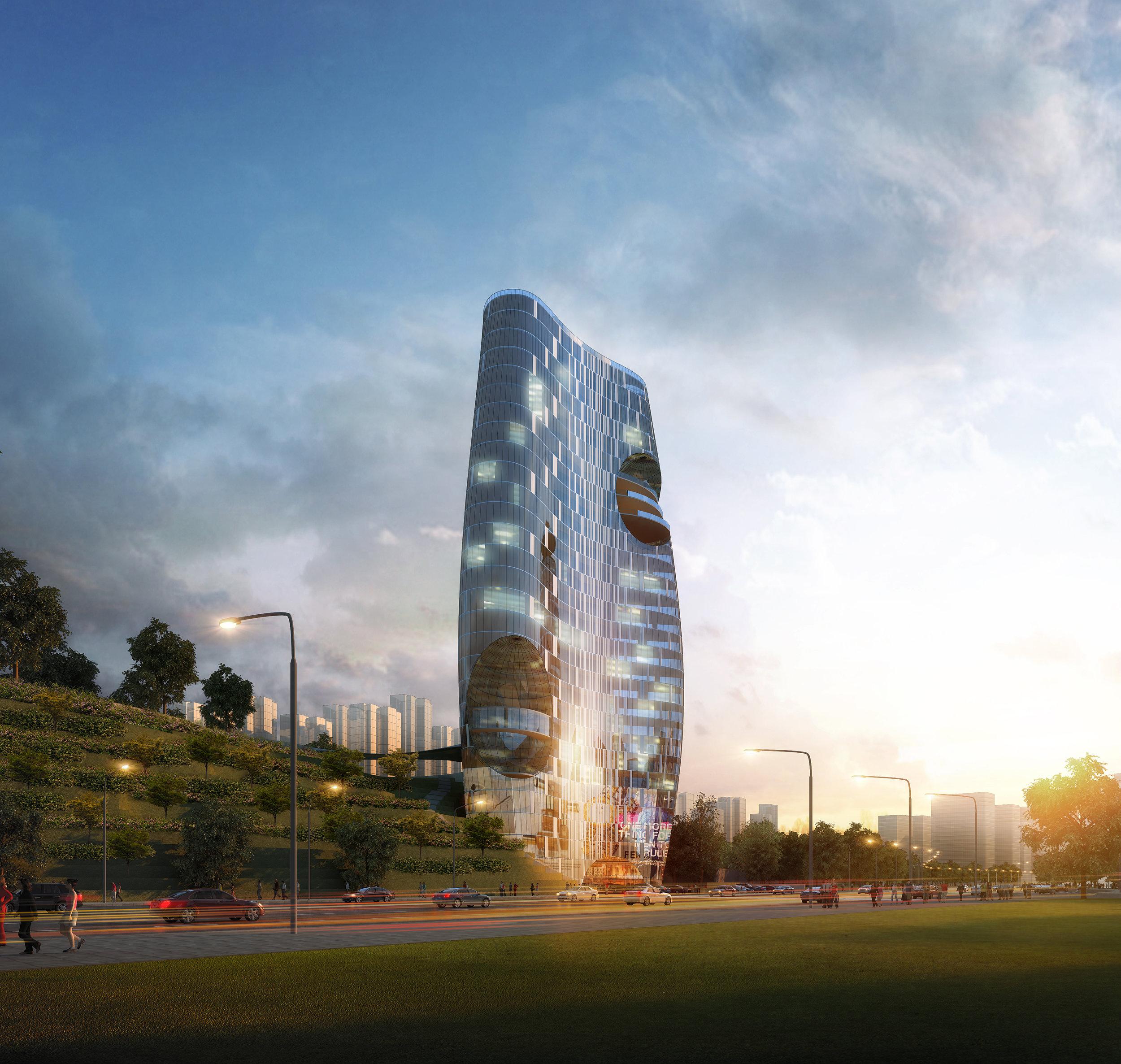 NDA-4.Dalian East Port Tower (1).jpg