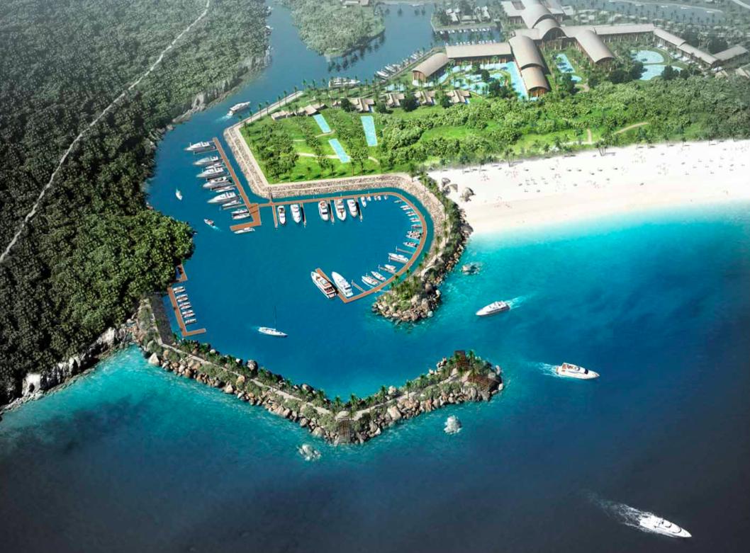 Sanya Yalong Bay Yacht Club.png