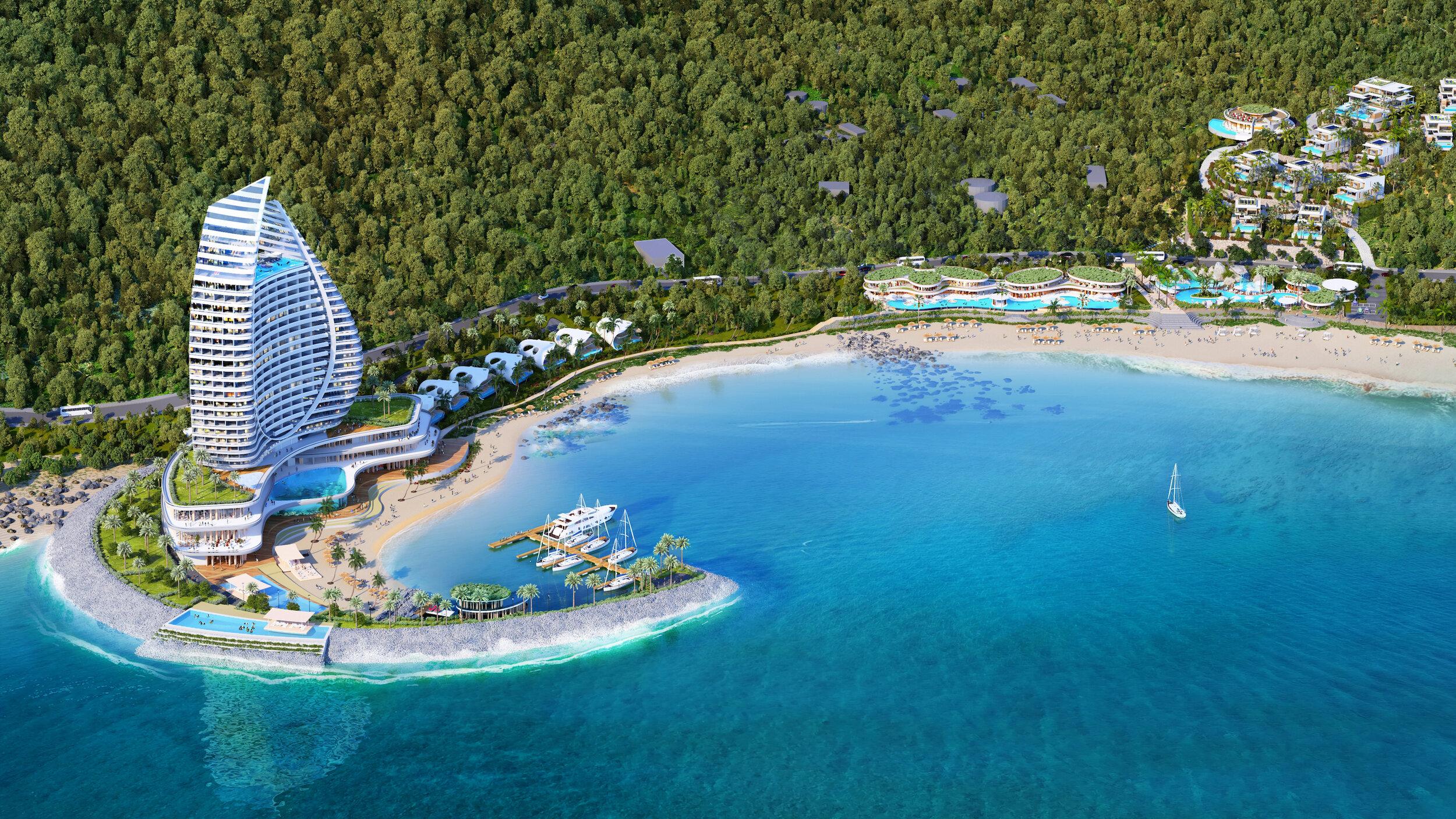 Con Dao - The Retreated Tourism An Hai