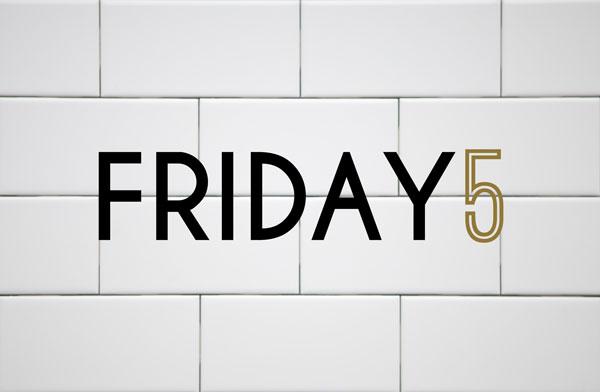Friday 5: Links I Loved