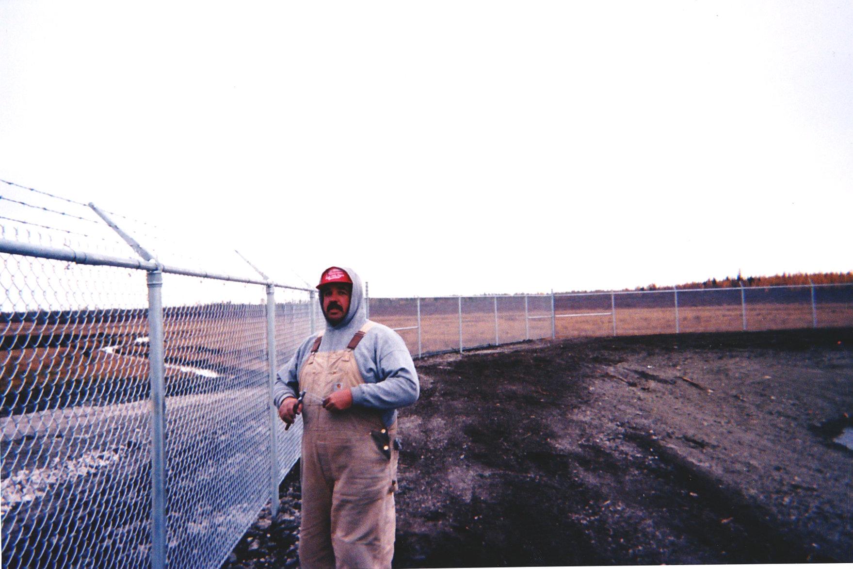 C ustom Rod Iron Fence Work