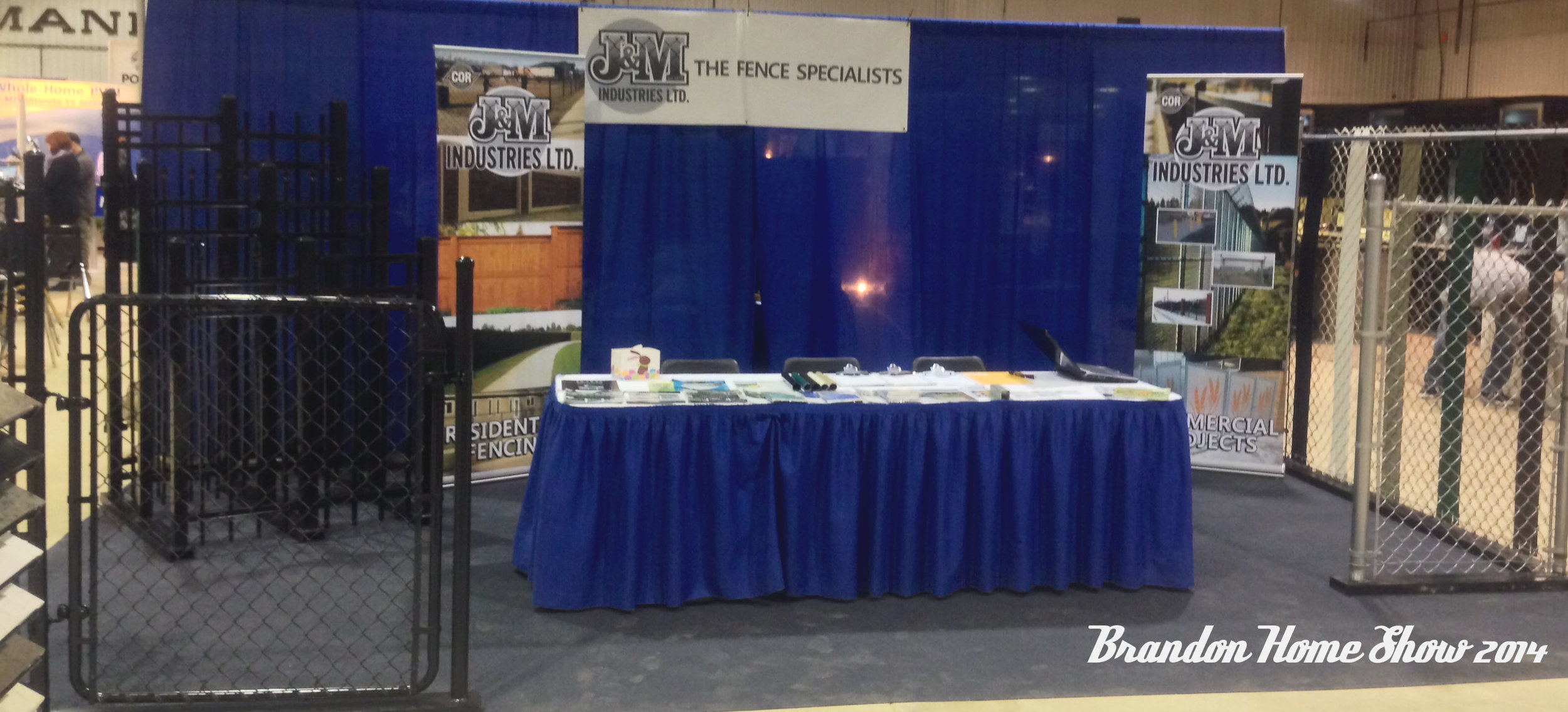 Brandon Home and Leisure Show 2014