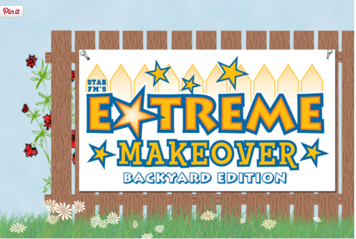 J&M is a proud sponsor of the 2016 Extreme Makeover Backyard Edition!