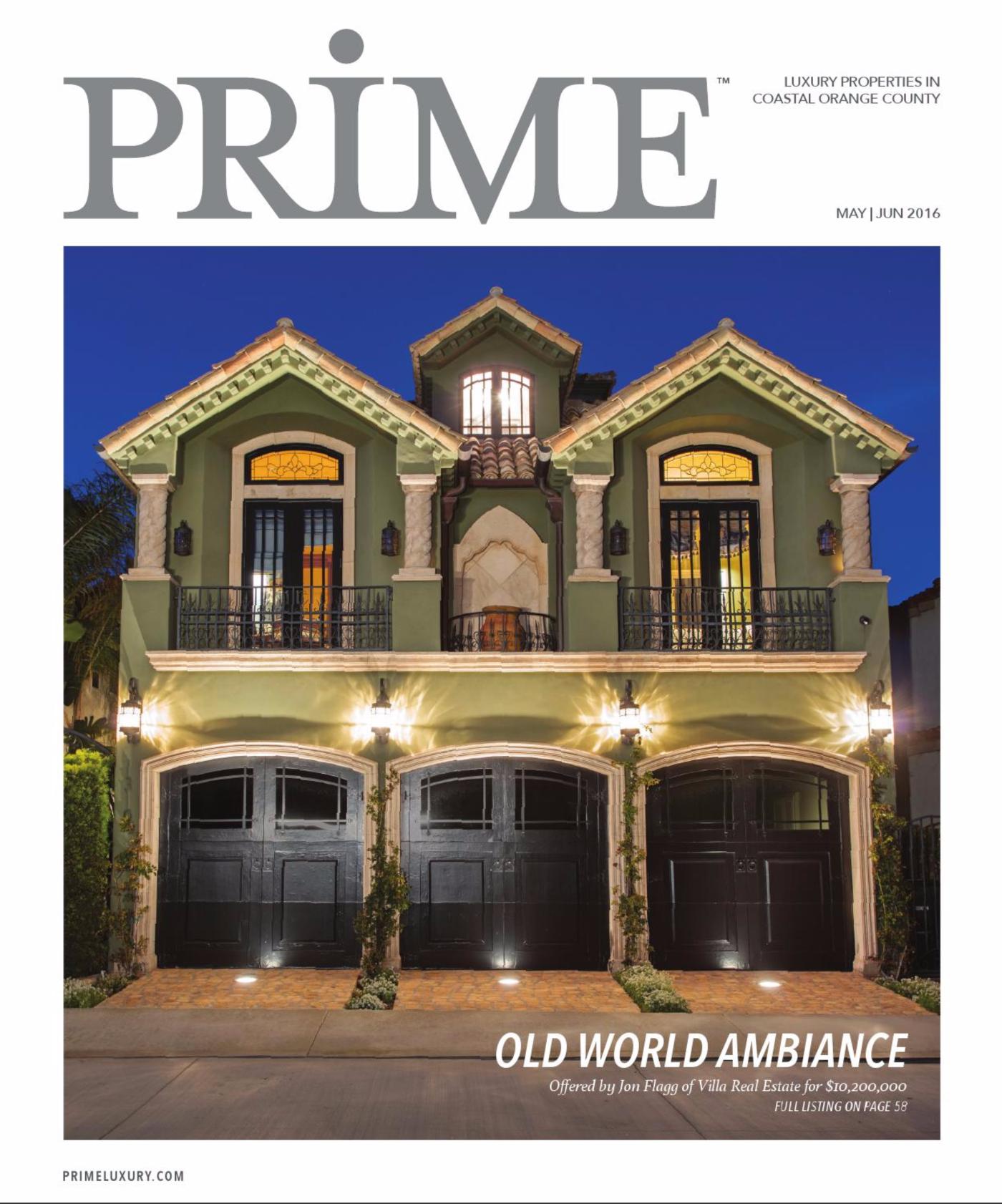 Prime, May / June 2016