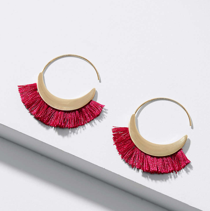 Katherin Loft Earrings, What Designers Wear to Work by Denise Morrison Interiors.png