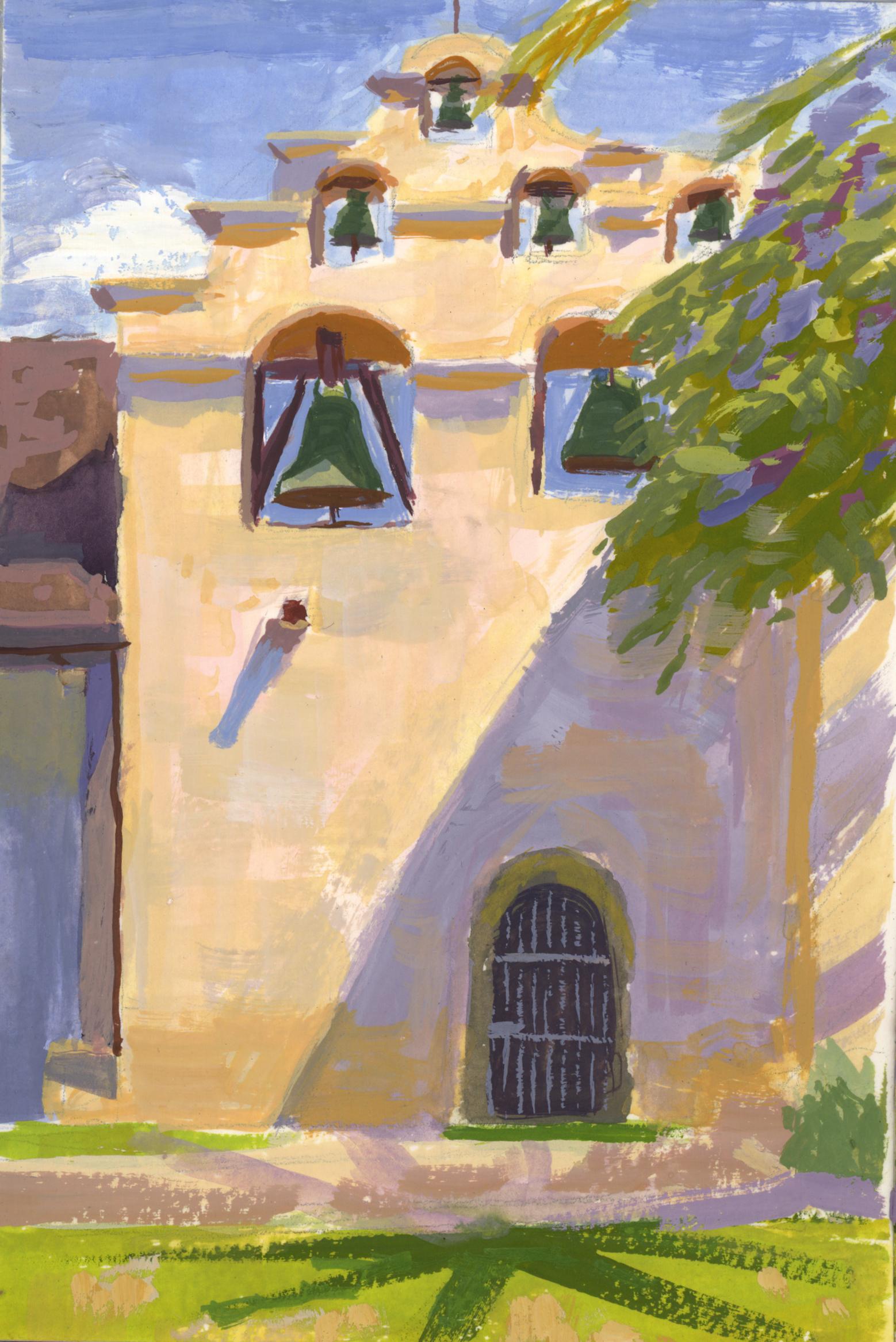 Misson San Gabriel Arcángel