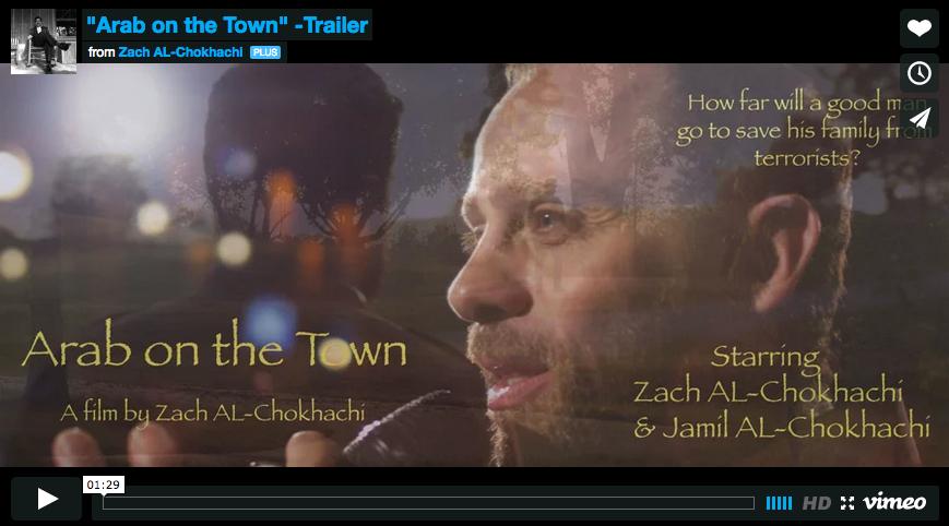 "Short Film ""Arab on the Town""  MUA/Hair/Style: Joy Travis"