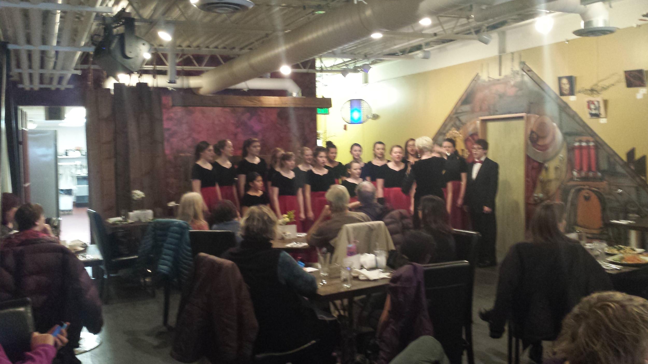 The Alaska Children's Choir