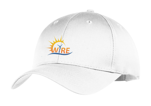 WiRE Basehall Hat  $20  One Size Fits All
