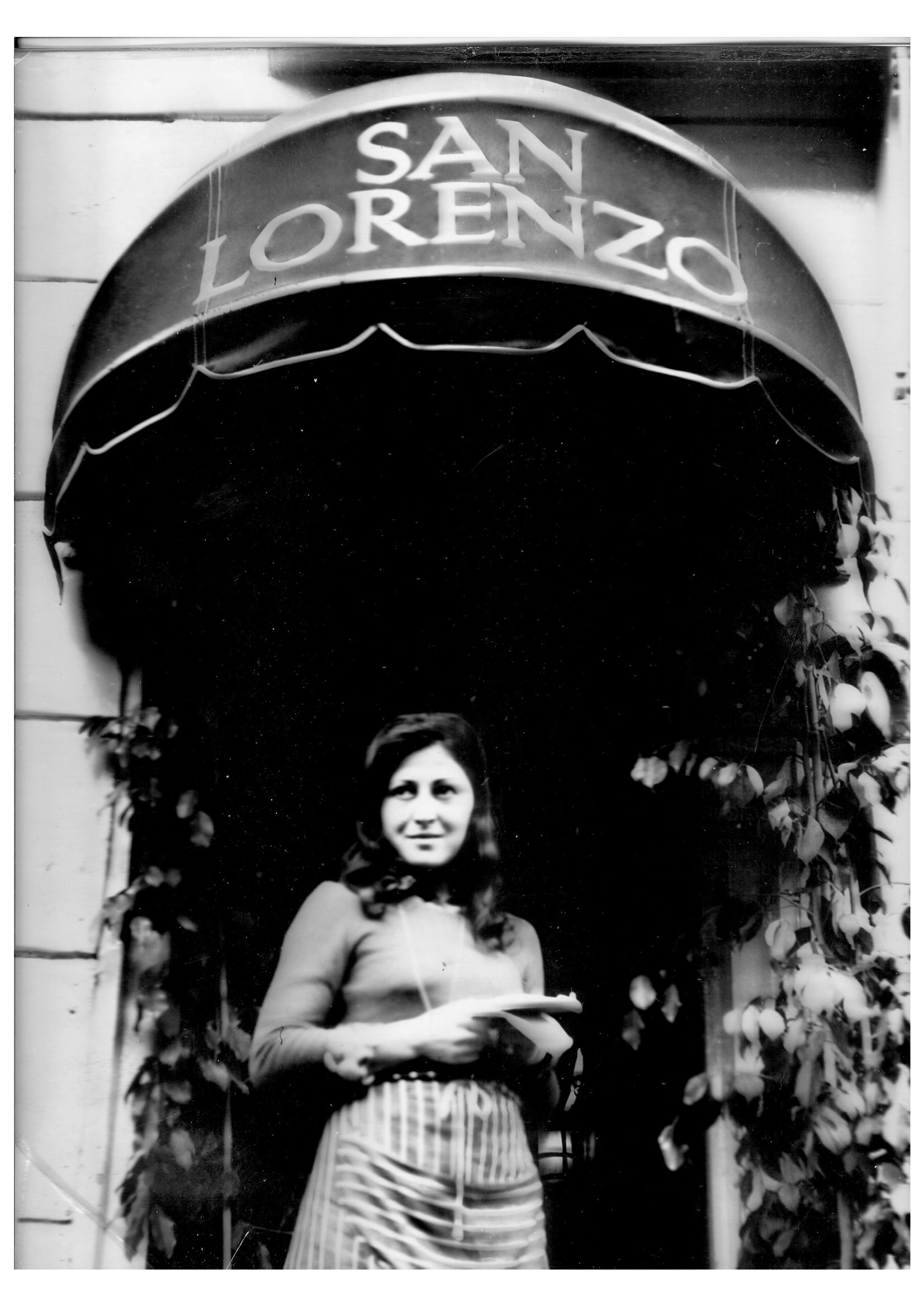 Mara Berni - an extraordinary woman, who's maternal style spanned several generations across five decades.
