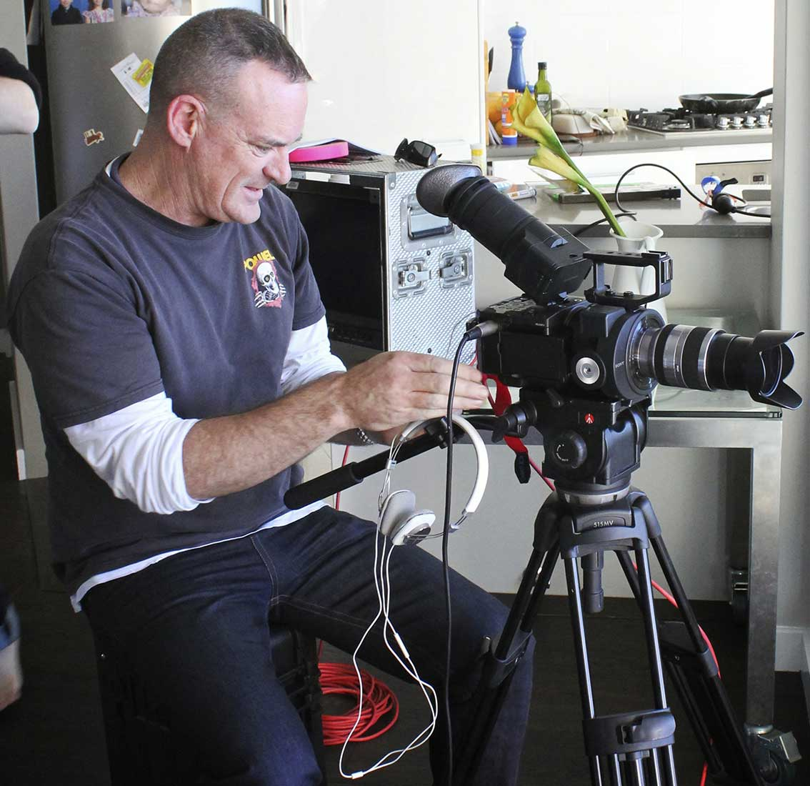 Campbell Drummond, Cinematographer/ Editor