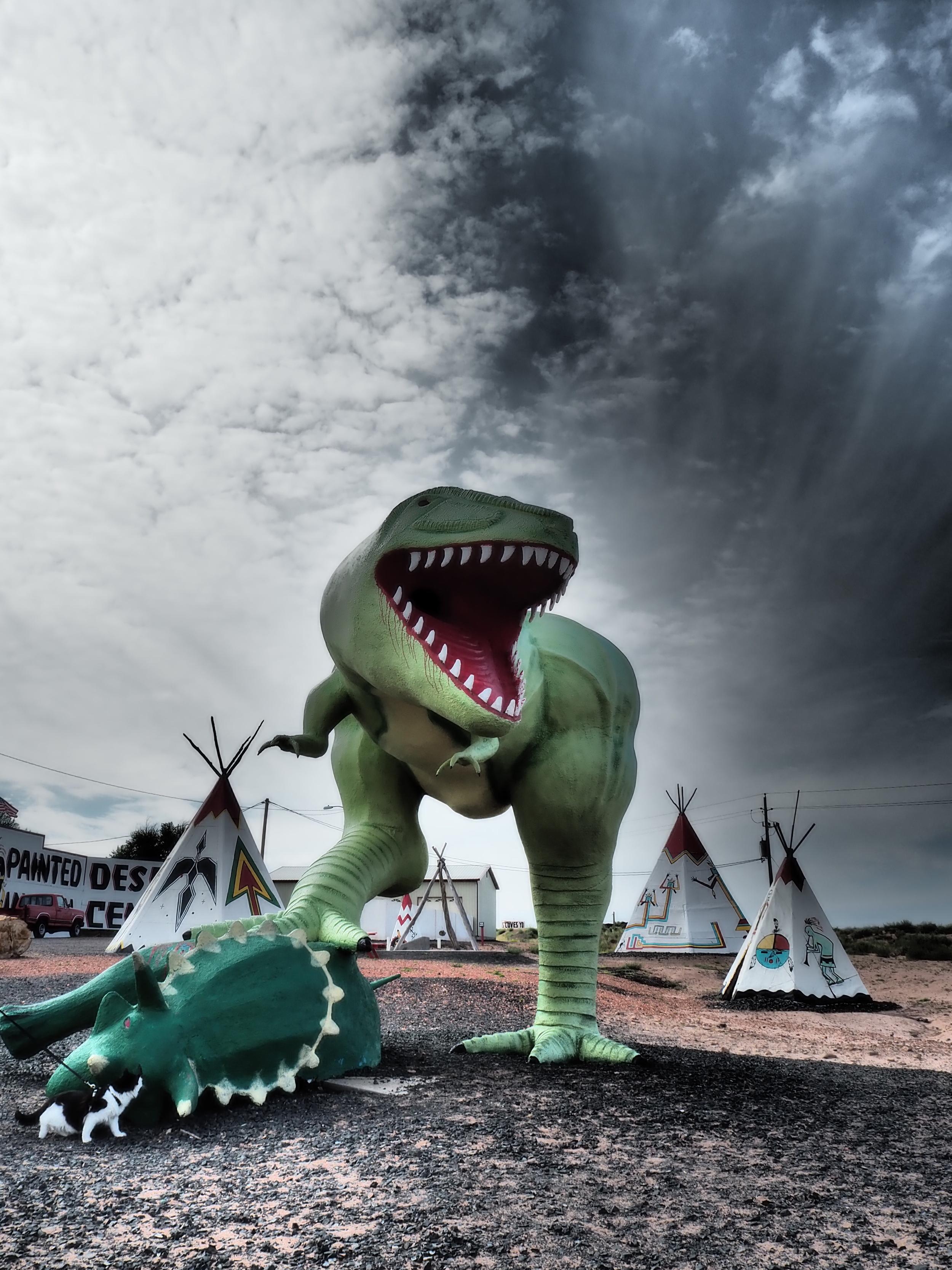 T-Rex -