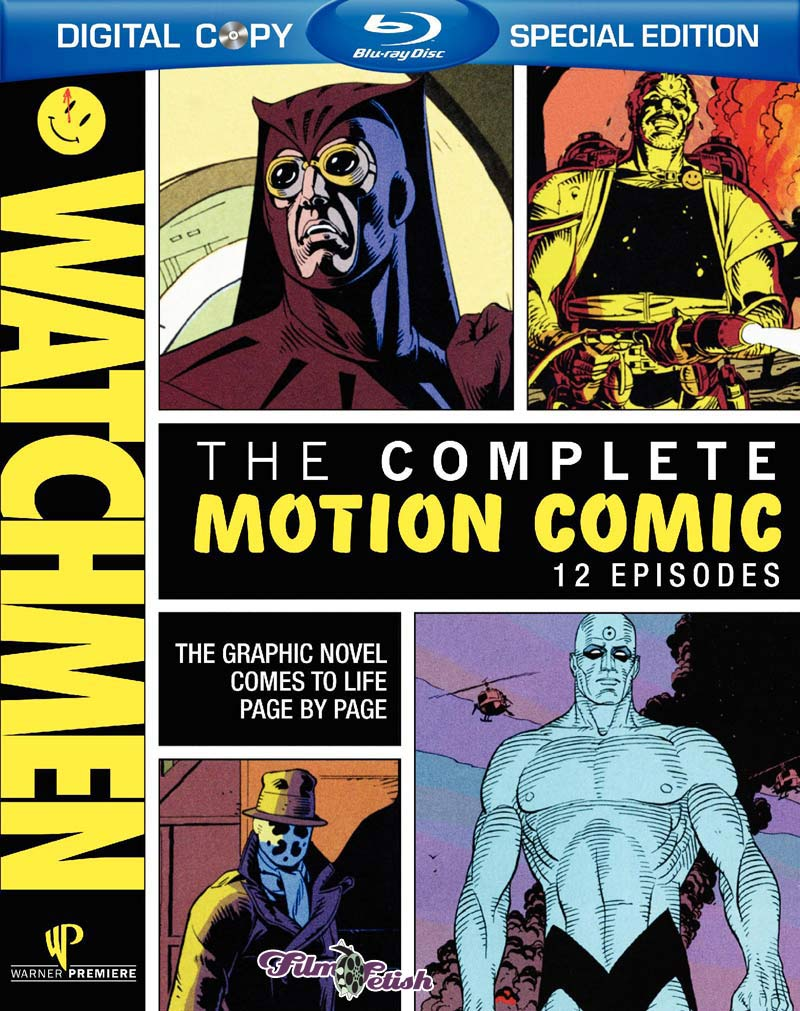 One of the first efforts to develop for multiple platforms at once.  The series was distributed primarily via iTunes as part of the lead up to the release of the live action film.  This gave existing fans a faithful translation of the source material while exposing non-comics readers to the celebrated graphic novel.