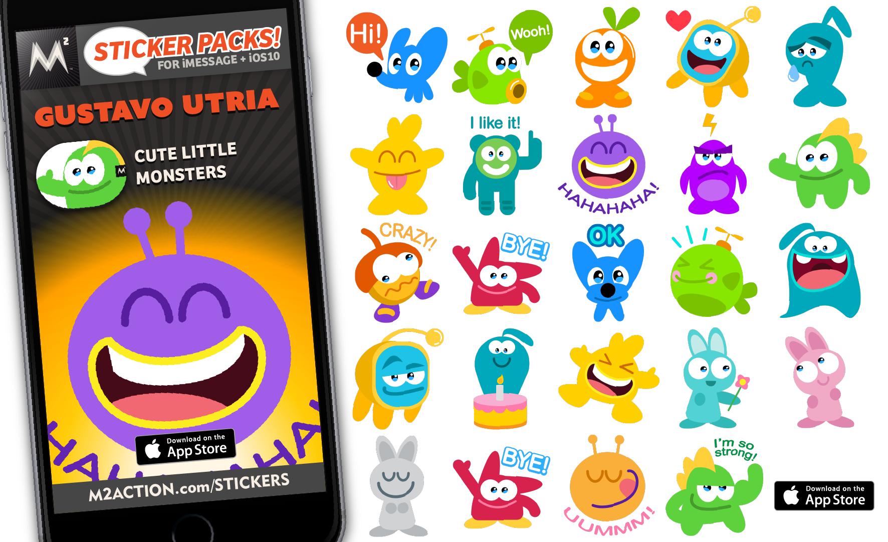 M2_Stickers_Promos_Dec2016_GustavoUtria_CuteLittleMonsters.png