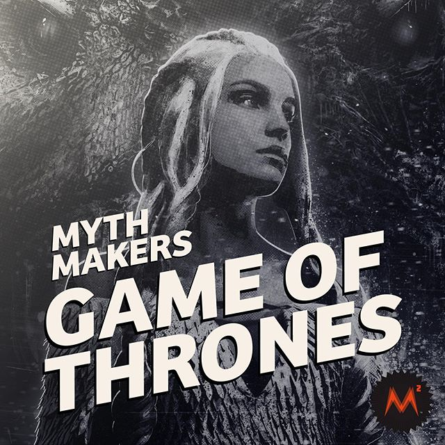 Thoughts of Thrones. New Myth Makers Podcast Episode! Wherever you pod... . . . #podcast #got #gameofthrones #gameofthrones8 #forthethrone #mythmakers #m2 #entertainment #fantasy #writing #critique #thoughts #tv