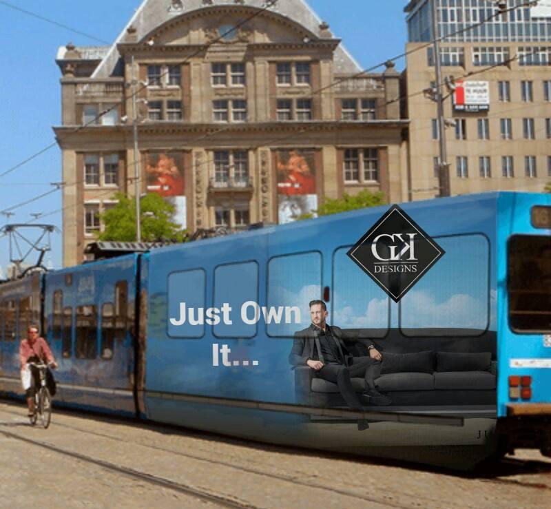 Just Own It GK Designs