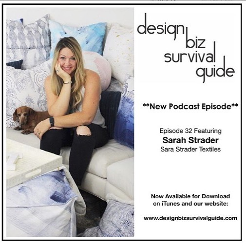 """Sarah Strader and I have been """"talkin' shop"""" for years and I am so excited to finally share our recent conversation filled with INSPIRATION on the latest podcast episode now available for download. Link in bio... #interiordesignpodcast   #interiordesigncommunity   #interiordesignerlife www.designbizsurvivalguide.com @designbizsurvivalguide"""