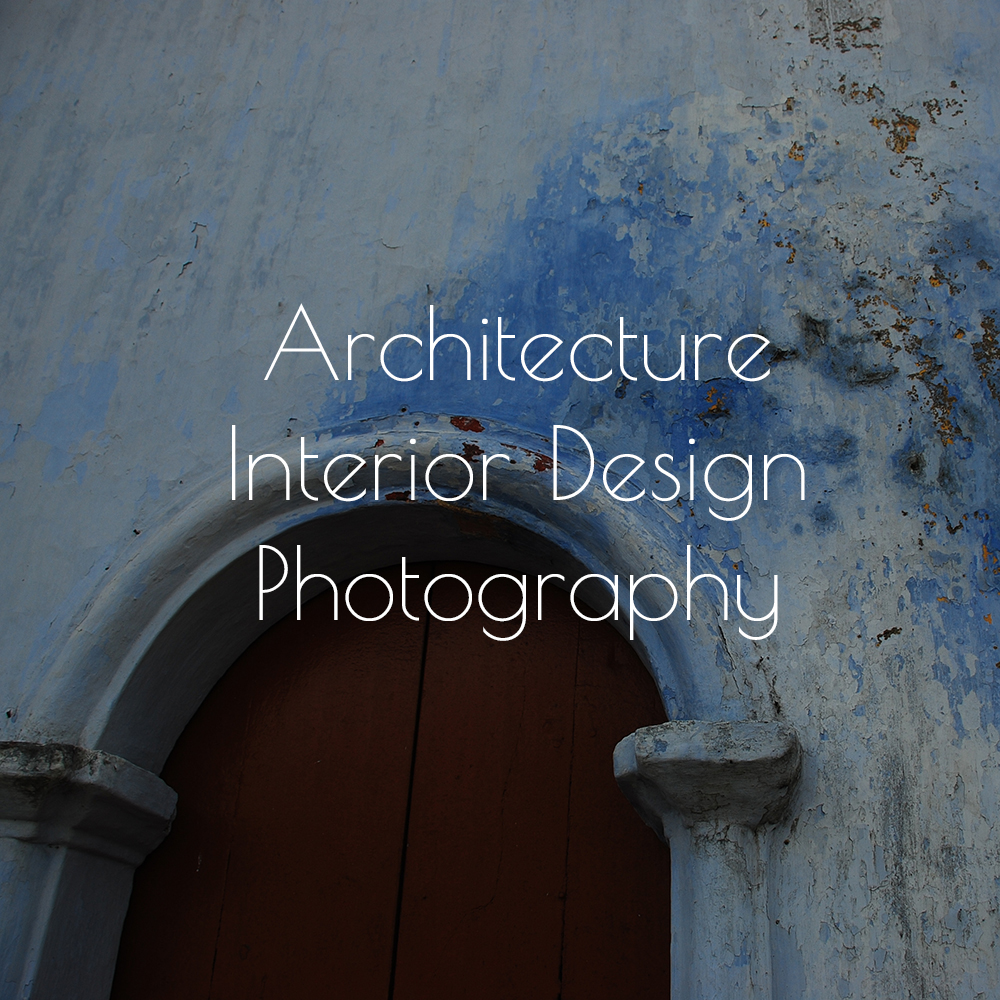 Copy of Architecture and Interior Design photography
