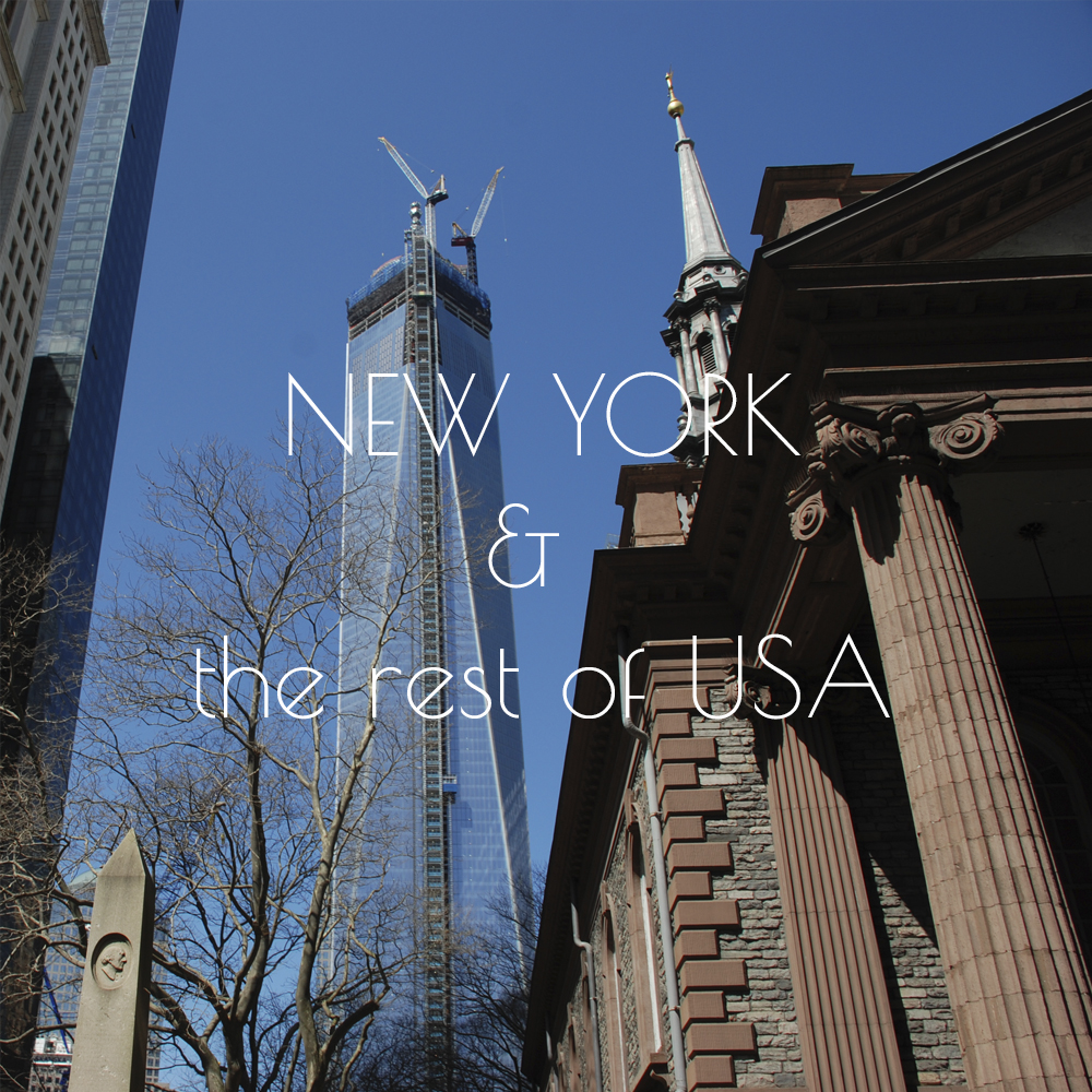 Copy of Memories from New York City and the rest of USA