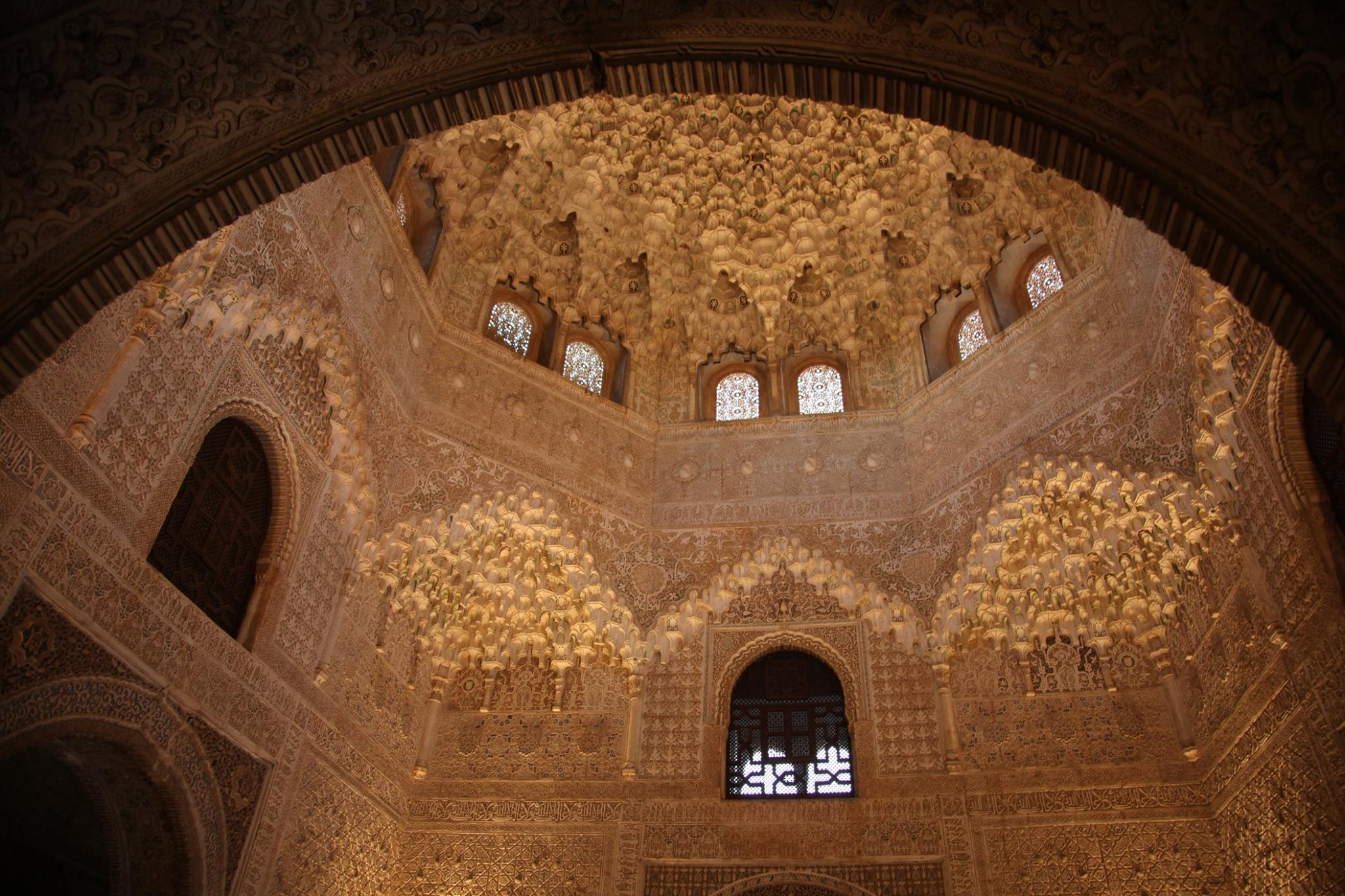 Alhambra Palce, Granada, Spain. Photo by MANOj.