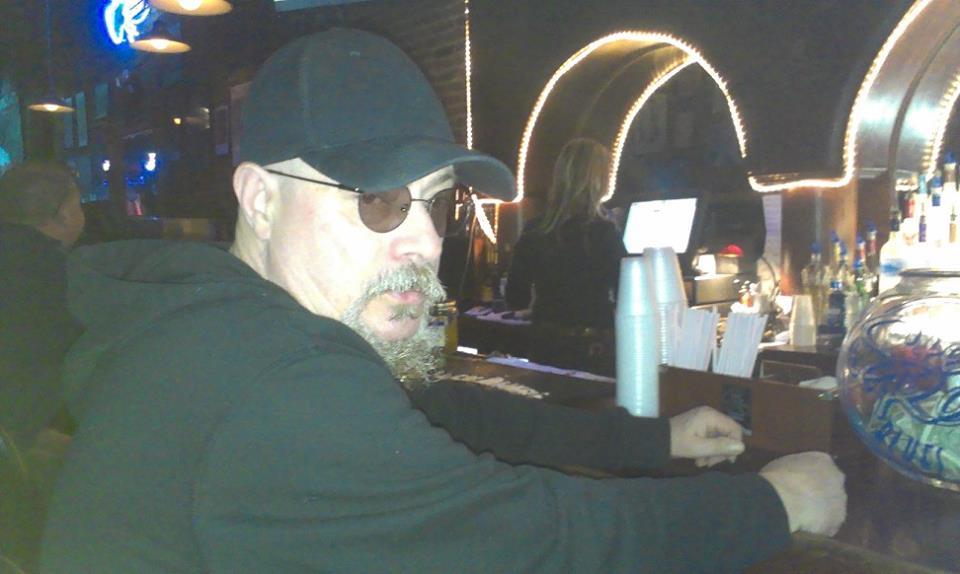 Michael Raymer at Stevie Ray's Blues Bar