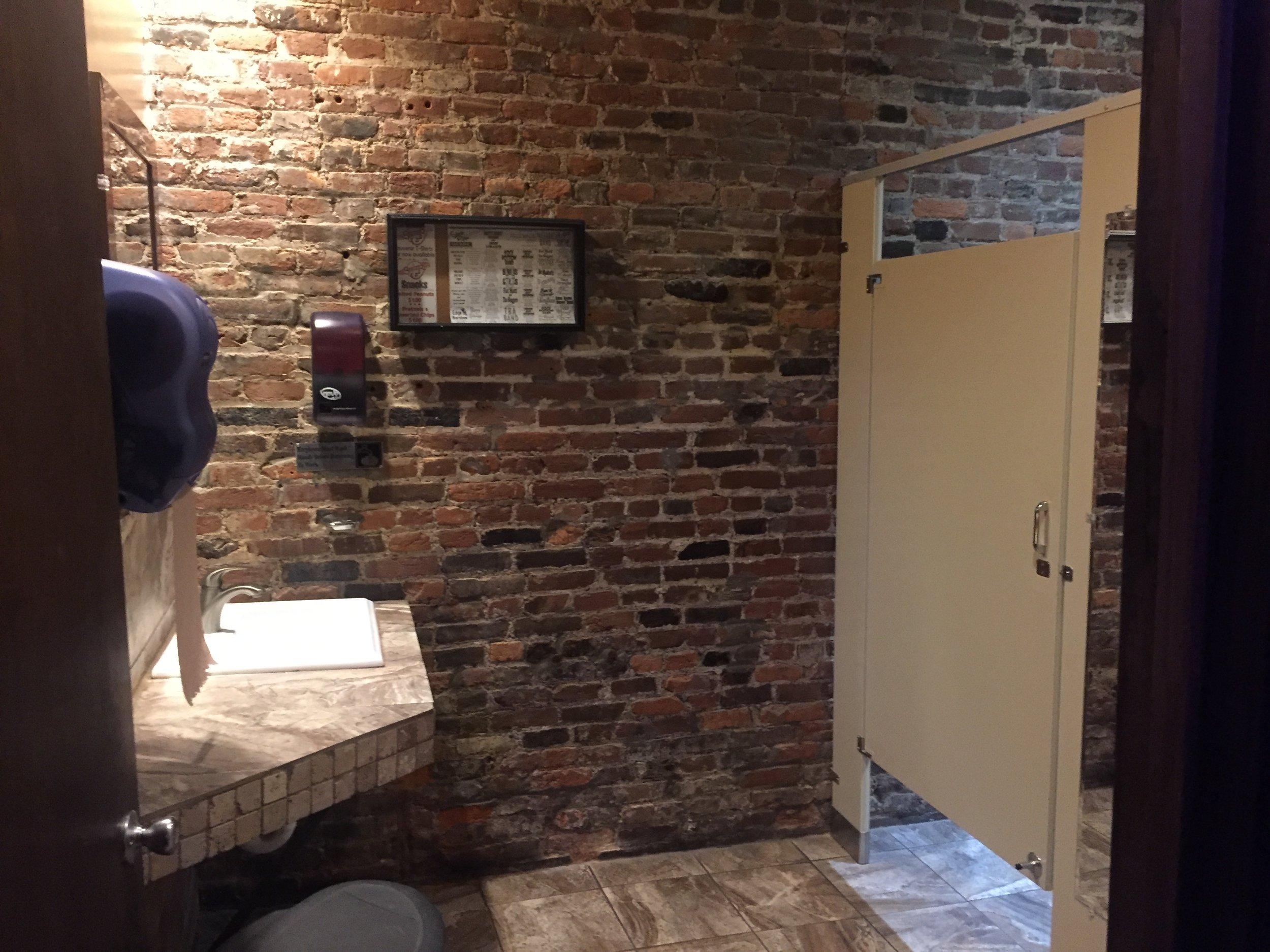 Updated Ladies Restroom