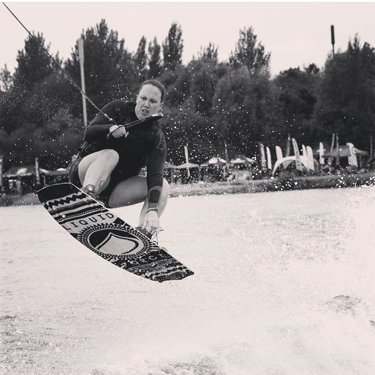 Sammy Blackshaw Wakeboarding