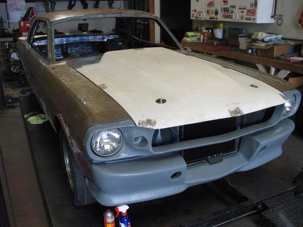 Ford Mustang Fastback For Sale Australia Queensland Brisbane - Restoration Project - Ol' School Garage (1).jpg