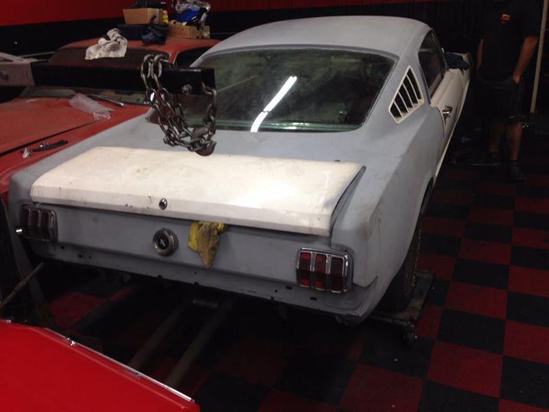 Ford Mustang Fastback For Sale Australia Queensland Brisbane - Restoration Project - Ol' School Garage (5).jpg