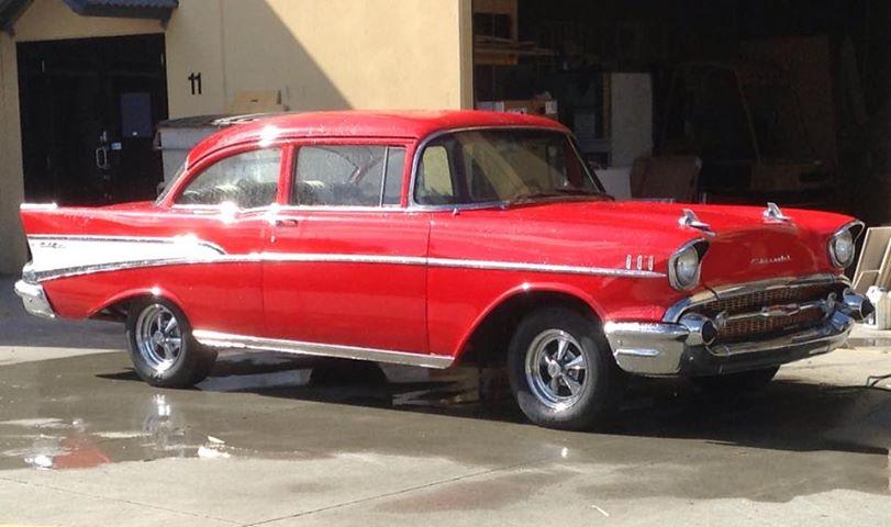 1957 Chevrolet 2 door post for sale - australia - ol' school garage (5).jpg