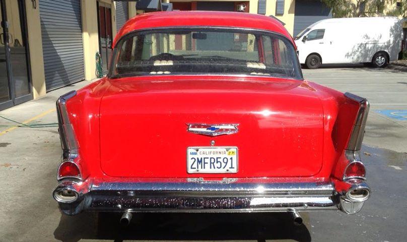 1957 Chevrolet 2 door post for sale - australia - ol' school garage (2).jpg