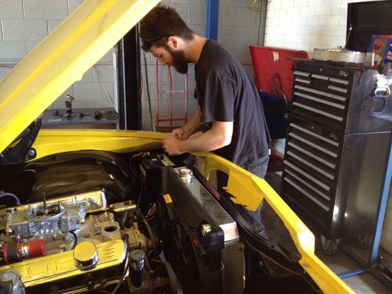 Holden HJ Sandman Ute Restoration For Sale Queensland Australia - Ol' School Garage  (2).jpg