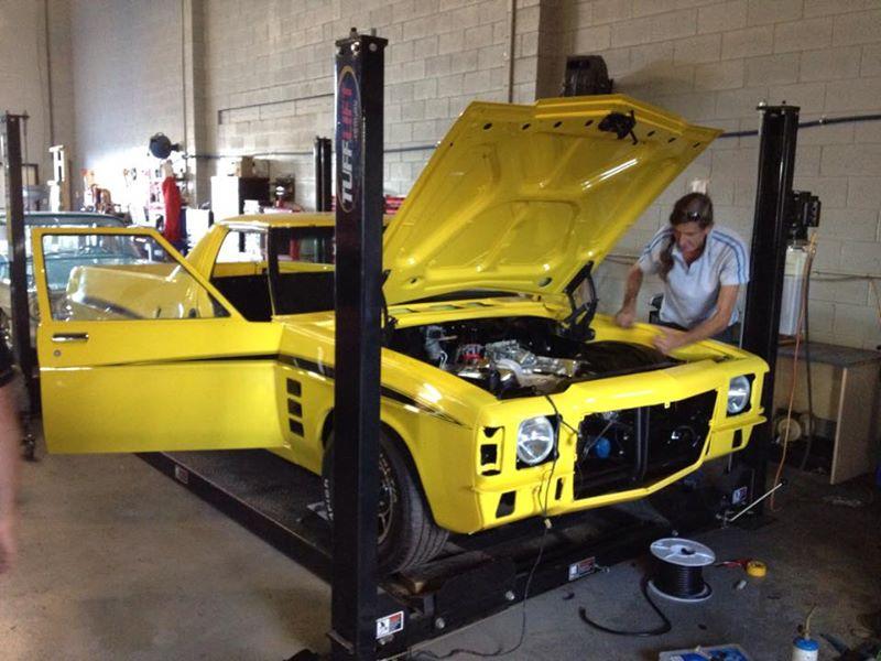 Holden HJ Sandman Ute Restoration For Sale Queensland Australia - Ol' School Garage  (3).jpg