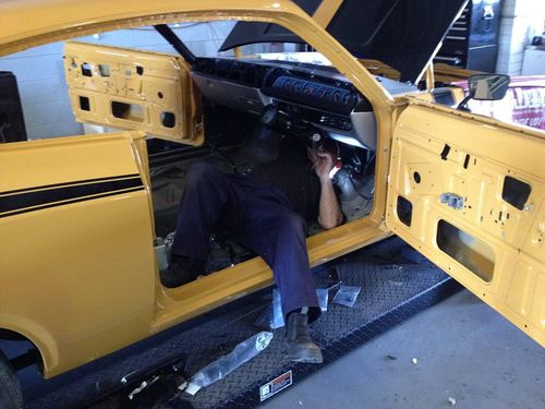 Leon's Blog — Ol' School Garage